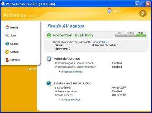 Panda Antivirus 2008 3.00 Final