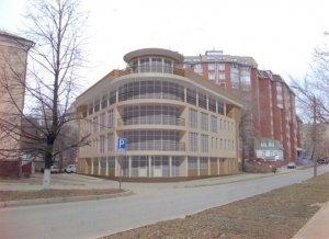 Торгово-офисный центр на Московском проспекте