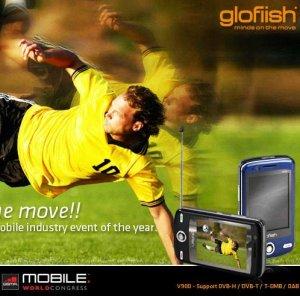 Первое появление E-Ten Glofiish V900