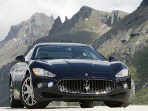 Кабриолет Maserati GranTurismo появится в 2009 году