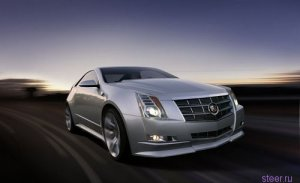 Cadillac CTS Coupe Concept (6 фото)
