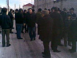 На митинге в Назрани ОМОН применил оружие