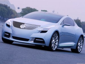 Buick Riviera Coupe Concept (23 фото)