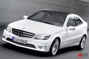 Mercedes-Benz CLC: найти 1100 отличий