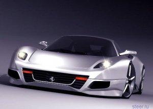 Ferrari F250 Concept (3 фото)