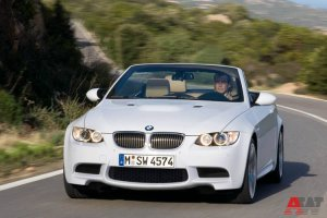 BMW M3 Convertible: настоящее открытие
