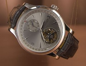 В невесомости - Легкие мужские часы (9 фото)