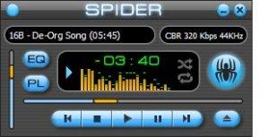 Spider Player 2.36
