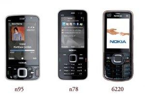 Nokia представила на Mobile World Congress 4 новых телефона