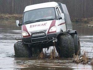 Кержак Мега ГАЗель (18 фото)