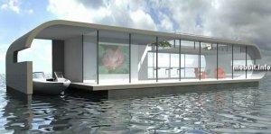 Плавающие дома в Голландии – не прихоть, а необходимость (10 фото)
