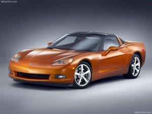 2008 Chevrolet Corvette (7 фото)