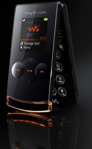 Новый Walkman W980