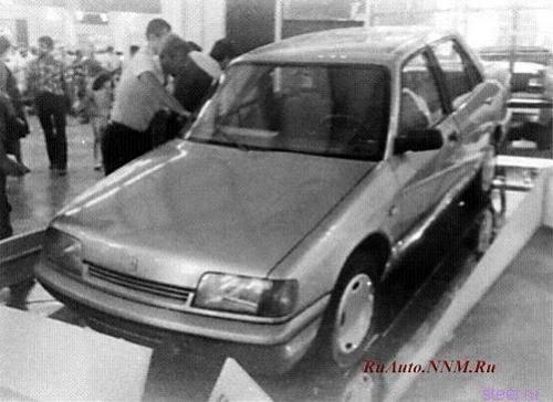 Эволюция ВАЗ 2110. Как все начиналось? (обзор и фото)