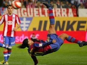 """""""Барселона"""" пропустила четыре гола в Мадриде"""