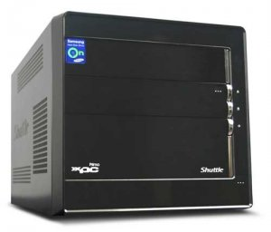 """Shuttle XPC P2 3500G: производительный """"кубик"""" для геймеров"""