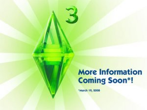 Electronic Arts официально объявила о The Sims 3