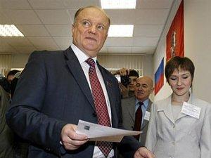 КПРФ пожаловалась на фальсификацию выборов президента России
