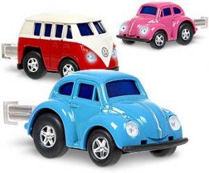 Флешки Volkswagen USB – поиграем в машинки?