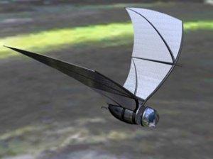 Летающий робот-шпион