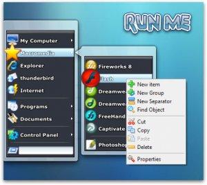 RunMe 0.9