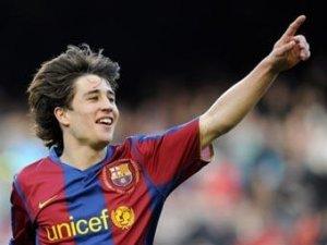 """Лидер """"Барселоны"""" поставил 17-летнего испанца выше Роналдиньо"""