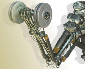 В Калифорнии разработали искусственные мышцы