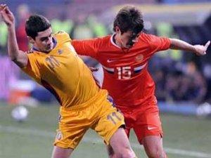 Сборная России по футболу потерпела разгромное поражение от румын