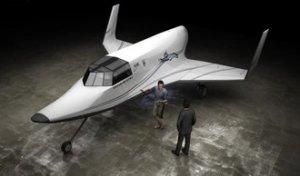 Космолёт Lynx Mark I будет стартовать без помощи самолёта-носителя
