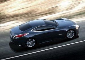 Geely GT Concept — первый китайский суперкар?