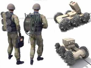 Швейцарцы разработают робота-шпиона для Армии США