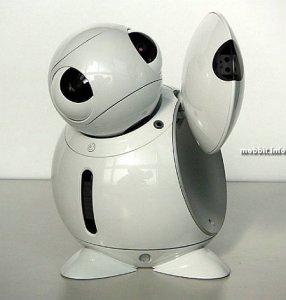ApriPoko – разумный робот, универсальное дистанционное устройство
