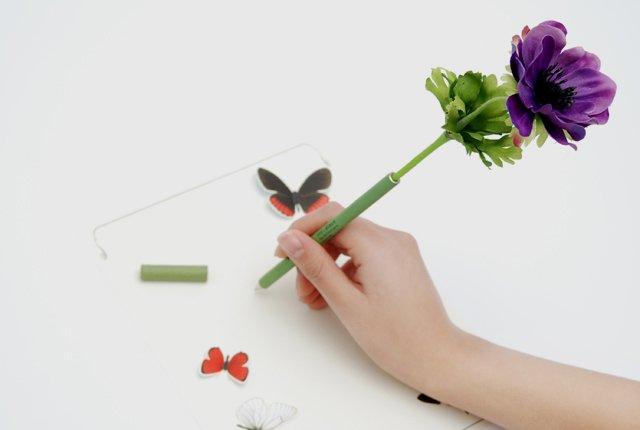 Ручки своими руками для письма