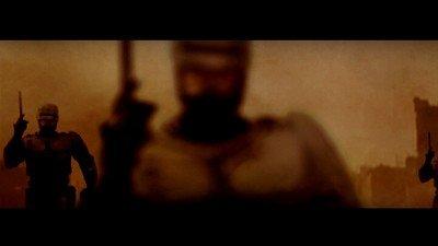 Робокоп против Терминатора (2 ролика)