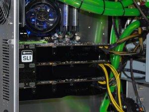 Первые тесты 9800 GTX 3-Way SLI: три карты пока ничем не лучше двух