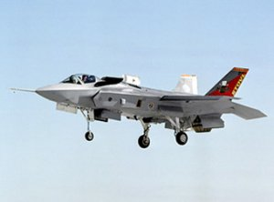 Американцы завершили испытания двигателя для истребителя с укороченным взлетом
