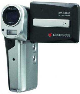 Камкордер-малыш AGFAPHOTO DV-5000Z для записи HD-видео