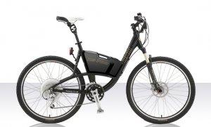 Велосипеды на гибридном электродвигателе