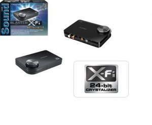 Вышел CREATIVE SB-XFI-SR51 Sound Blaster