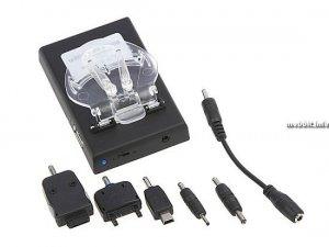 Портативное зарядное устройство на все случаи жизни