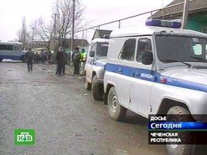 Охранники Кадырова и командира Востока не поделили улицу в Гудермесе