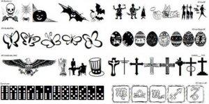 Символьные шрифты
