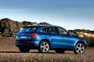 Audi Q5 представлен официально (14 фото)