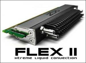 Охлаждаемая водой память DDR3-2000 Flex II XLC от OCZ