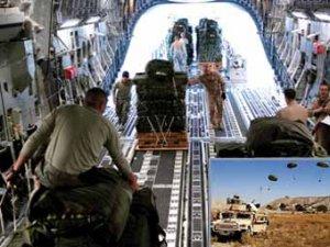 ВВС США испытывают в Афганистане парашют с GPS-наведением