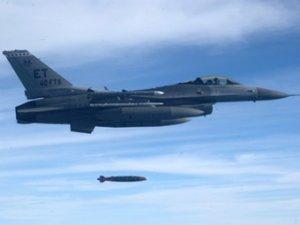 Авиация США будет атаковать подвижные цели бомбами с лазерным наведением