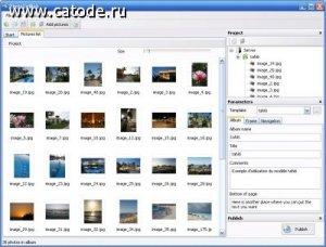 VSO PhotoOnWeb Album Creator 0.7.8.2