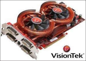 "VisionTek Radeon HD 3870 X2 OC Edition: 2 ядра, 2 ""винта"", 4 DVI-порта"