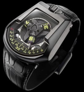 UR-202 Hammerhead – ультрасложные часы от Urwerk