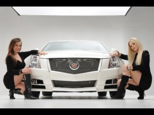 Обвес для Cadillac CTS от D3 (20 фото)